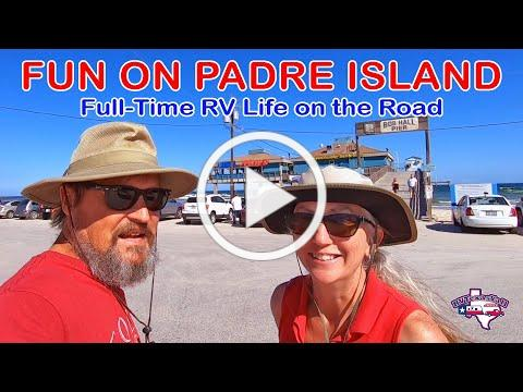 Weekend on Padre Island | Padre Bali County Park | RV Texas Y'all