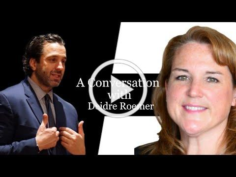 The Innovator's Mindset - Season 1 - Episode 14 B - A Convo With Deidre Roemer