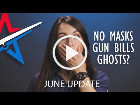 SBCGO REPORT - NO MASKS, GUN BILLS, AND GHOSTS