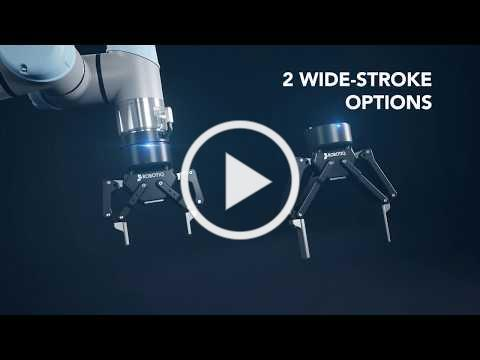 THE Grippers for Cobots Just Got Even Better