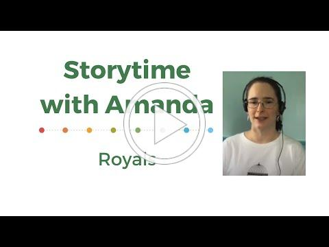 Storytime With Amanda: Royals