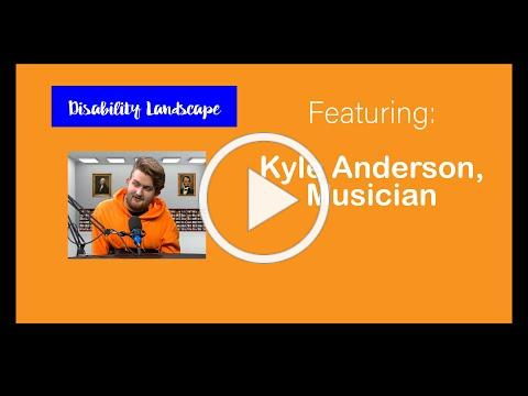 Disability Landscape featuring Kyle Anderson