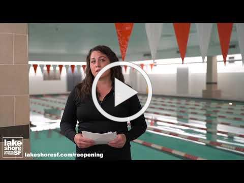 Lakeshore Sport & Fitness - Lincoln Park Phase 3 Partial Reopening