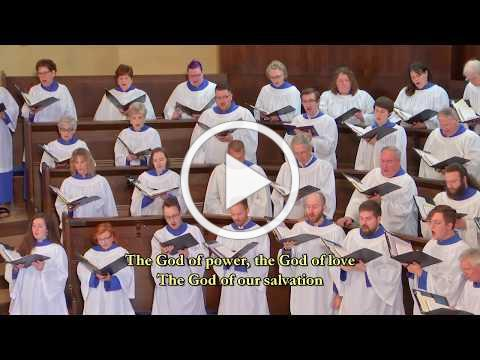 Sing Praise to God Who Reigns Above (MIT FREUDEN ZART)