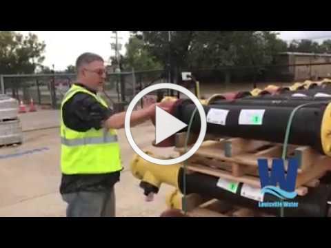 Supervisor Harold Hunt Explains Hydrants