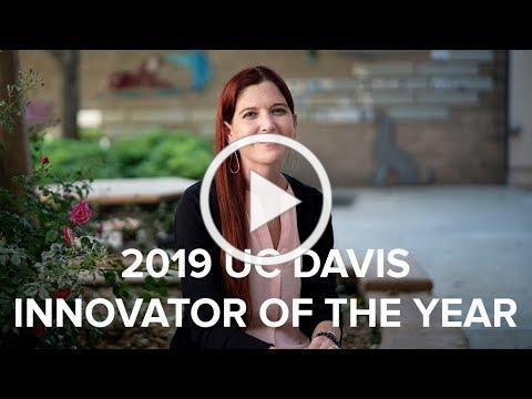 2019 UC Davis Innovator of the Year: Dr. Jamie Peyton
