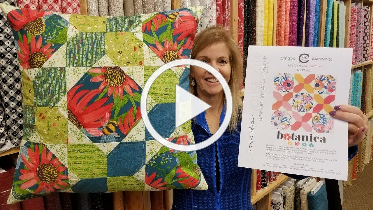 FREE PATTERN Pillow PARTY For All My Quilting Pals!!!