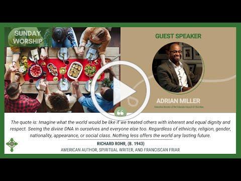 June 13th, 2021 Sunday Worship Video: Chapel Edition