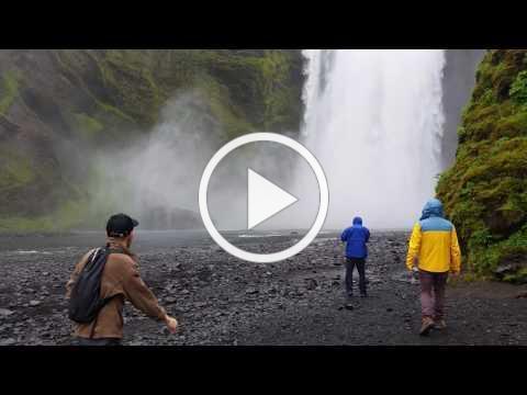 Skogafoss Iceland Kaiyote Tours Waterfalls