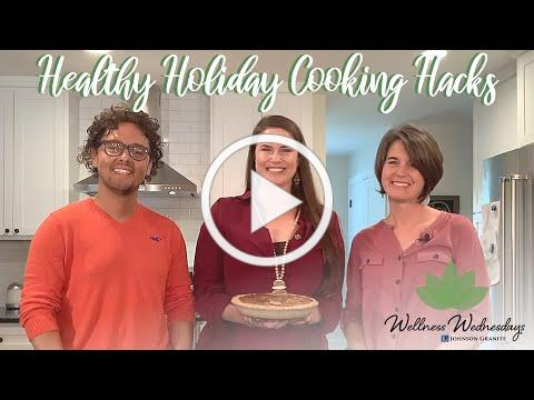 Healthy Holiday Cooking Hacks with JGI