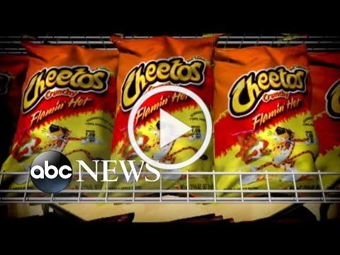 Story behind Flamin' Hot Cheetos to become a movie