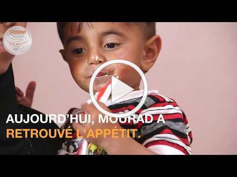 Mourad : survivant du siège d'Alep