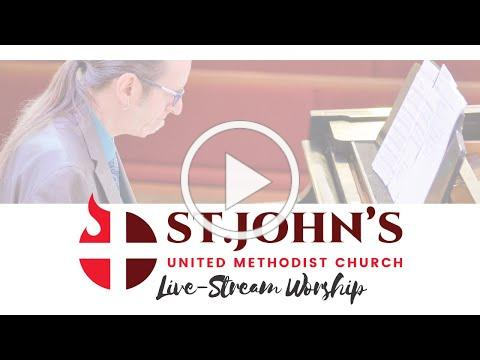 SJUMC SUNDAY MORNING WORSHIP - April 5, 2020