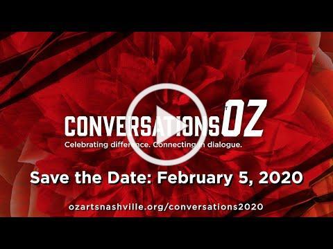 Conversations at OZ 2020