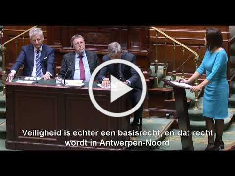 War on Drugs in Antwerpen