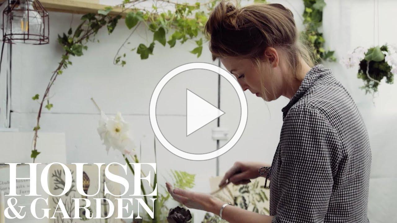 Fleeting beauty with Phoebe Cummings | House & Garden