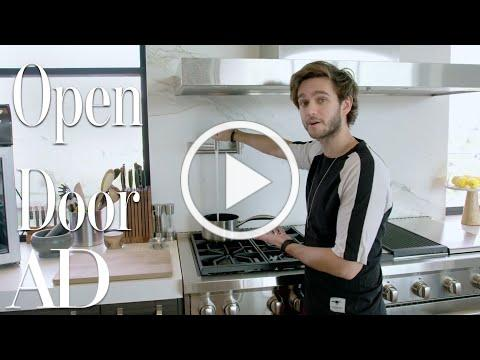Inside 14 of the Finest Celebrity Kitchens   Open Door   Architectural Digest