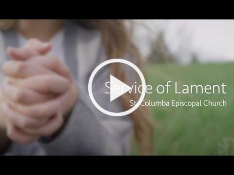 Service of Lament