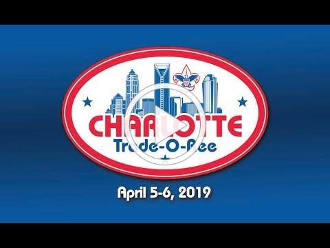 Scout Memorabilia Show Charlotte Trade-O-Ree April 5-6