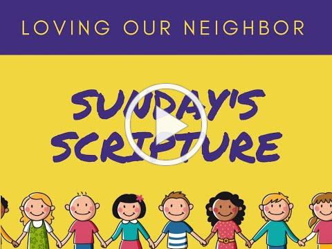 VBS 2020 Sunday Scripture/Love