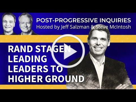 Leading Leaders to Higher Ground