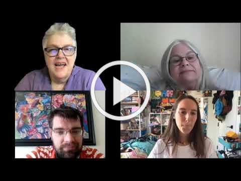 Milestones 2021 Panel on Inclusive Theatre