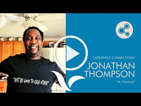 CapeSpace Connections: Jonathan Thompson