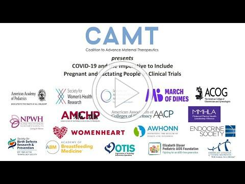 COVID-19 and the Imperative to Include Pregnant and Lactating People in Clinical Trials