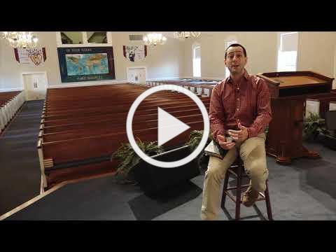 Sermon Series: Broken Body