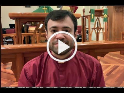 Children's Sermon for the Ninth Sunday after Pentecost - July 24 2021