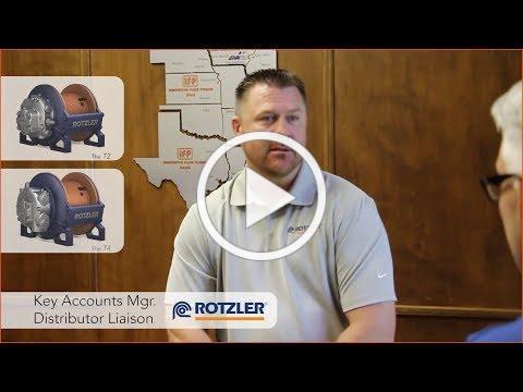 Rotzler - Hydraulic Winch Systems
