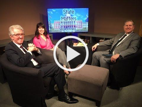 State Matters Episode 26 New #Plymouth Town Hall