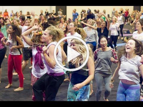 United Nations International Yoga Day Festival Brisbane 2016
