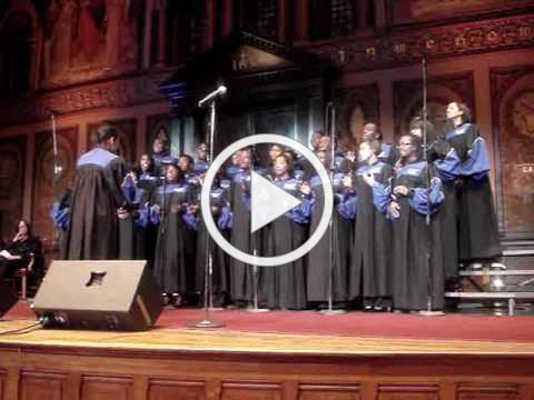 """Howard Gospel Choir - """"Total Praise'"""