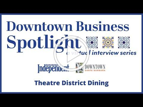 Downtown Business Spotlight - Theatre District Dining