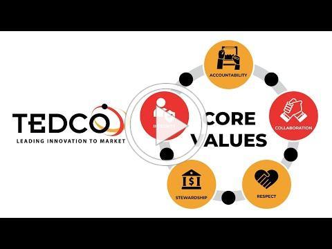 TEDCO's Core Values