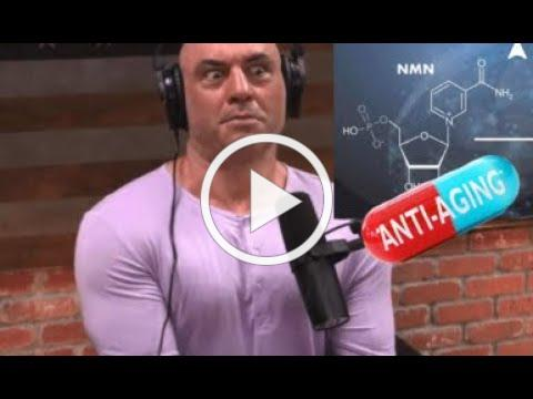 Joe Rogan has his mind blown learning about new anti-aging supplement NMN from Harvard Professor
