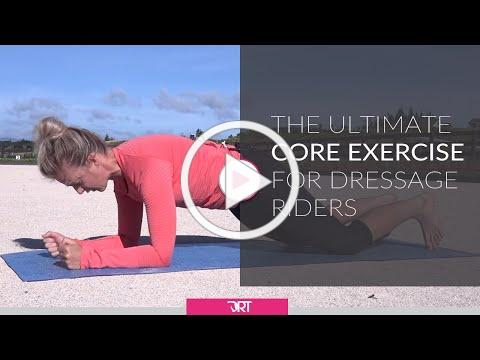 The Ultimate Core Exercise For Dressage Riders