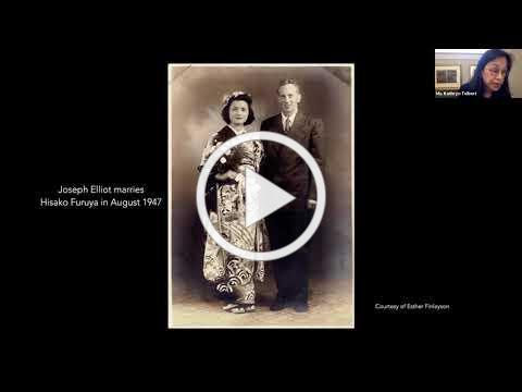 Japanese War Brides: Bridges in the Post-War Alliance