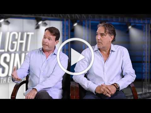 CBS12 WPEC: Spotlight on Business - TEDxBocaRaton Interview 4