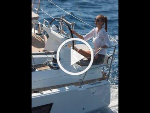 2018 Jeanneau 54 Fly Through By: Ian Van Tuyl