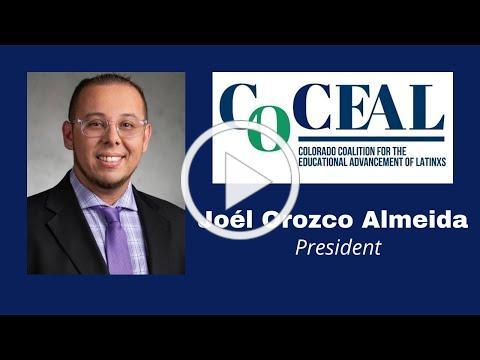 Fall 2020 President Joél Orozco Almeida Message