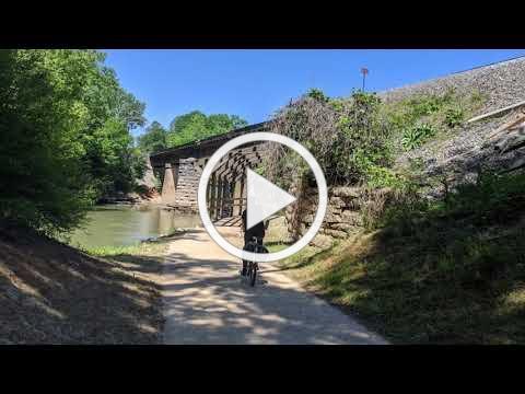 Outdoor Chattanooga | Biking the South Chickamauga Creek Greenway