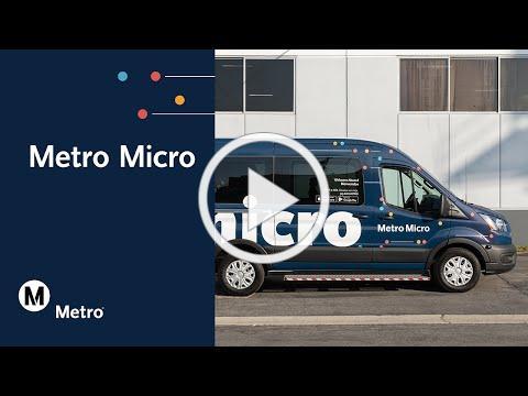 Say hello to Metro Micro