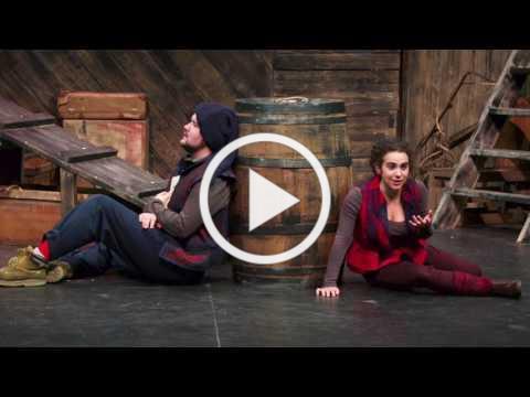 Rosencrantz and Guildenstern at Metropolis