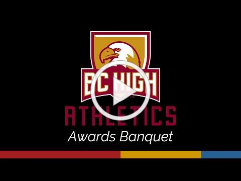 2020 Athletic Awards Banquet