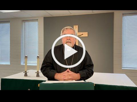 Bishop Guy Erwin's Message to the SWCA Synod - Juneteenth 2020