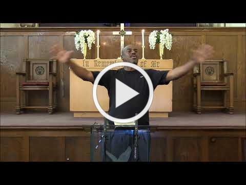"""Sermon: """"Men That Pray"""" (Jeremiah 1:5; Luke 18:1)"""