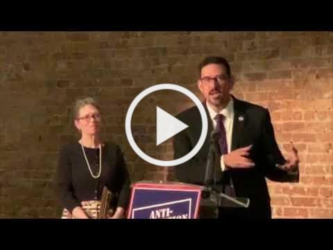 Adrian Fontes 2019 Anti Corruption Honoree