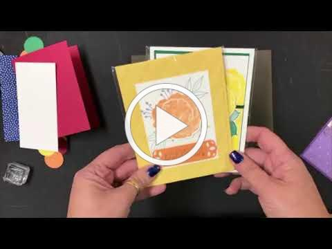 Stampin' Up Cruise Special FB Live Replay